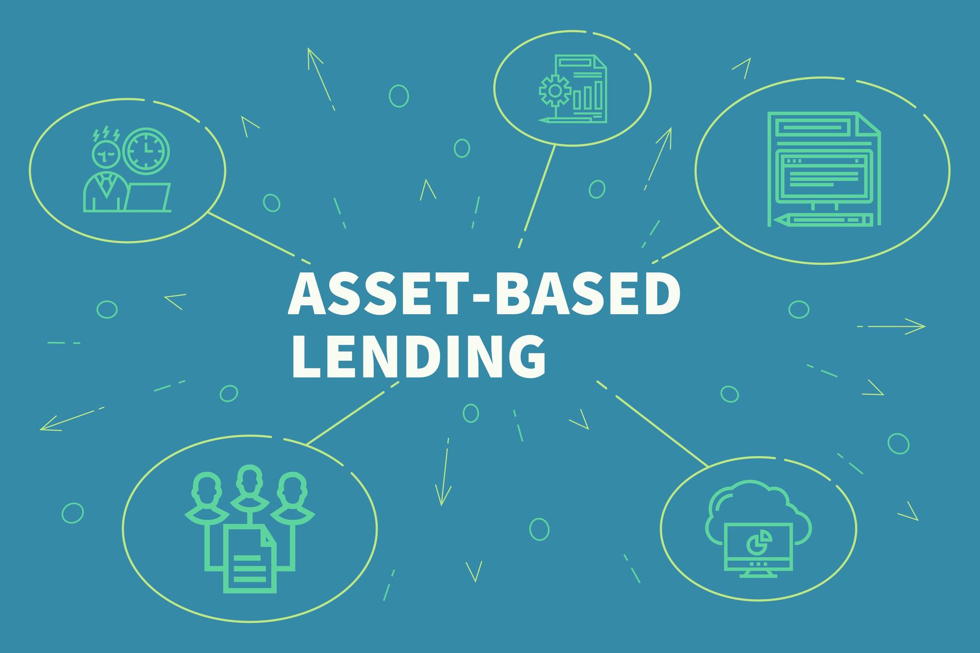 Asset Based Lending Graph